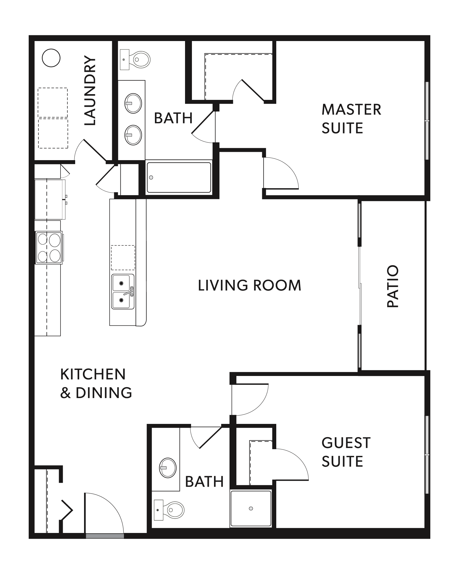 The Remy Floor Plan